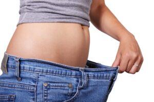 Vægtab: 1 kg pr uge